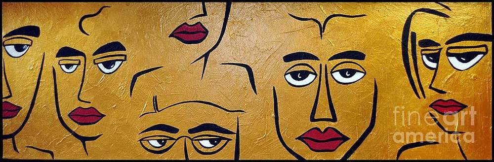 Faces 7 by Kostas Chatzivasdekis