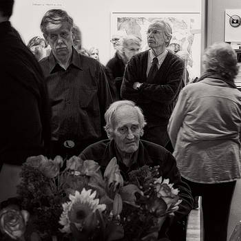 Frank Winters - Faces at an Exhibition