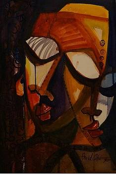 Faces in the mirror by David Obi
