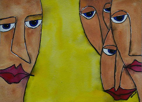 Faces by Shruti Prasad