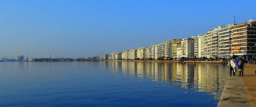 Ioanna Papanikolaou - facing the sea