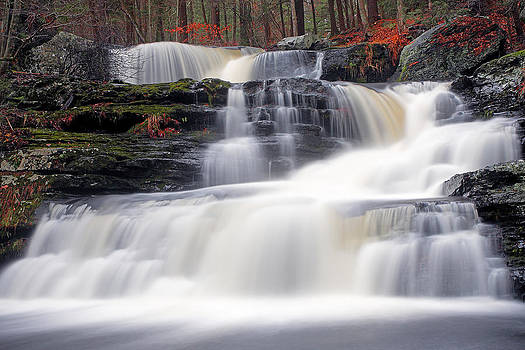 Dawn J Benko - Factory Falls
