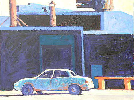 Factory Lot by Stephen Wysocki