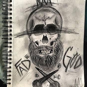 Fade God by Darius Wilson