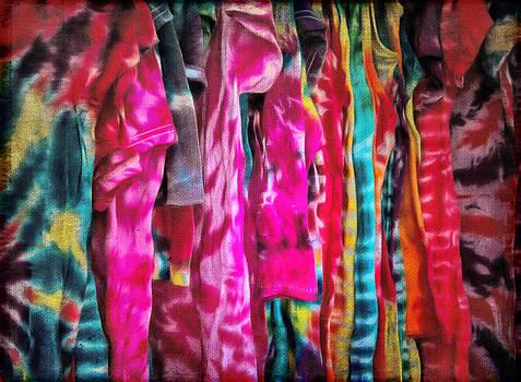 Ray Van Gundy - Faded Tie Dye