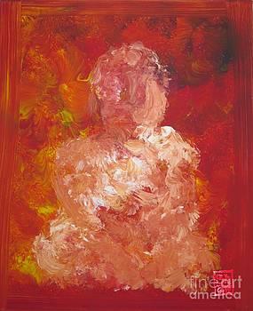 Fading Buddha by Scott Shaw