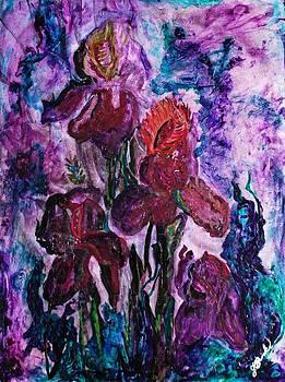 Fading Flower by GK Brock