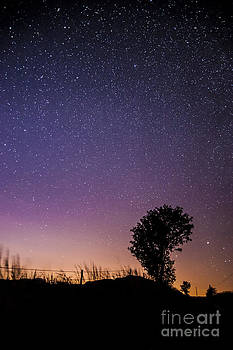 Fading Light Amongst The Stars by Kirk Norbury