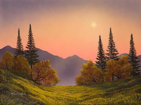 Frank Wilson - Fading Light