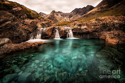 Faerie Pools by Matt  Trimble