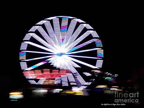 Fair Night Ferris by Megan Dirsa-DuBois