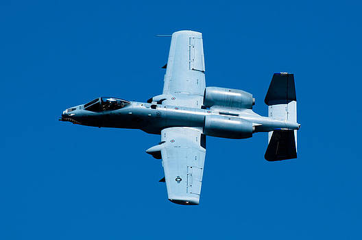 Chris McKenna - Fairchild Republic A-10 Thunderbolt II