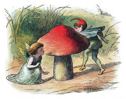 Photo Researchers - Fairy And Elf-Legendary Creatures