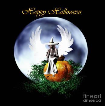 Eva Thomas - Fairy and Moon Halloween
