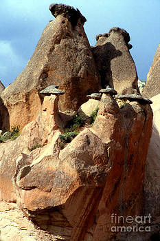 Fairy Chimneys by Eva Kato