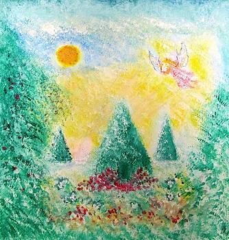 Fairy Forest by Edie Schmoll