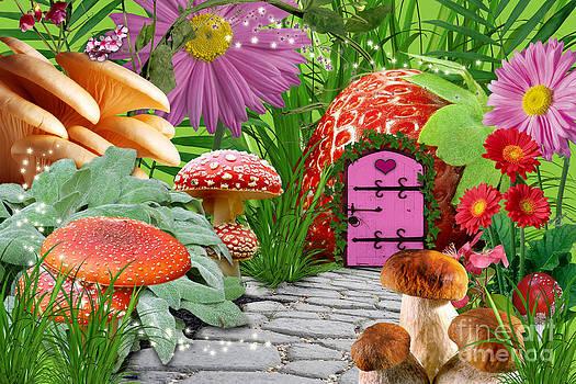 Fairy Garden by Roxana Paul