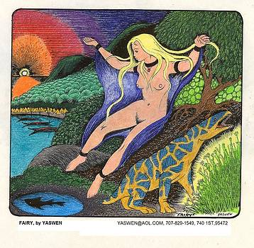 Fairy by Gor Yaswen