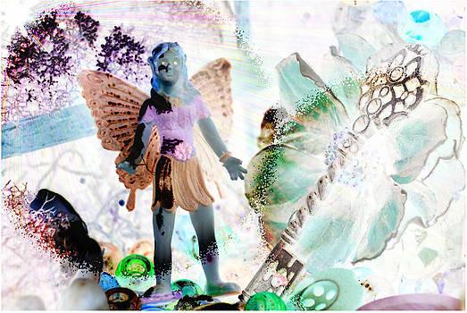 Fairy treasure by Meganne Peck
