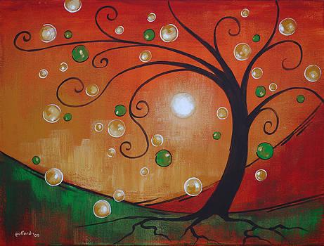 Fairy Tree by Glenn Pollard