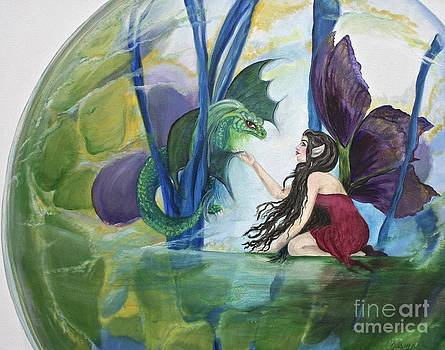 Fairy World by Christine Cullen-Reed