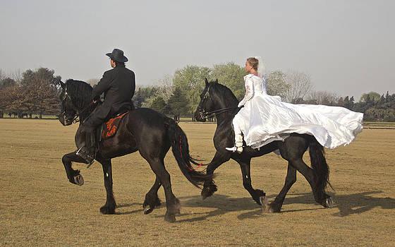 Venetia Featherstone-Witty - Fairytale Wedding