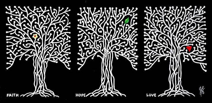 Jim Harris - Faith-Hope-Love