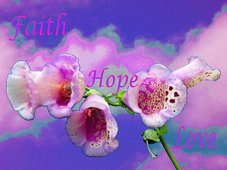 Mike Breau - Faith-Hope-Love