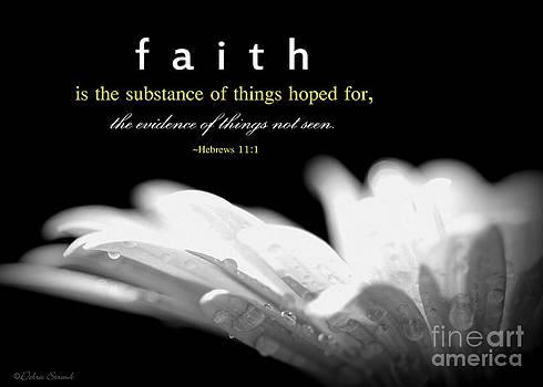 Faith Is by Debra Straub