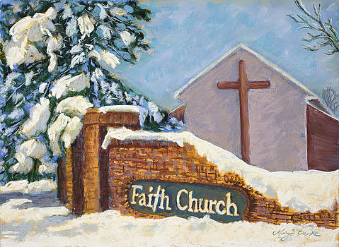 Mary Benke - Faith