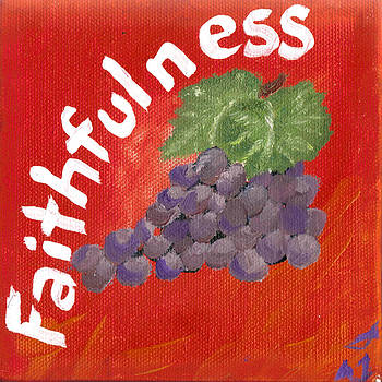 Faithfulness by Amber Joy Eifler