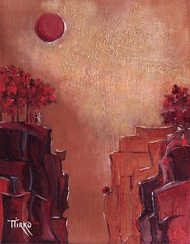 Falaise Entre 2 by Mirko Gallery