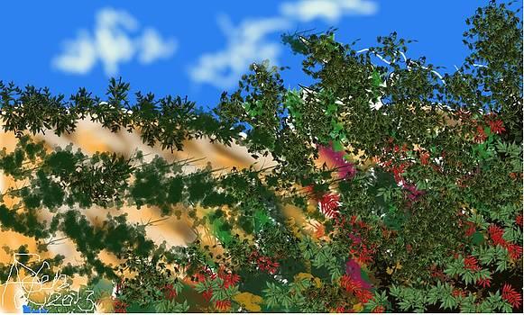 Falcon Ridge by Arjun L Sen