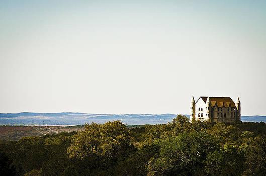 Falkenstein Castle in the Big TX by Heather Grow