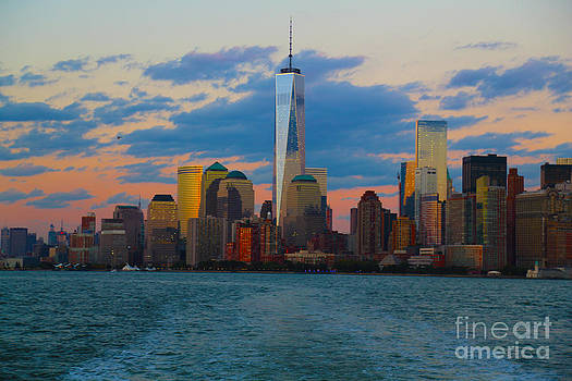 Freedom Tower by Dan Hilsenrath