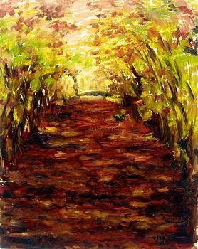 Fall by Amatzia Baruchi