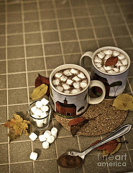 Fall Aroma - Hot Chololate by Audrey Wilkie