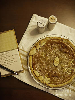 Fall Aroma - Perfect Pumpkin Pie by Audrey Wilkie