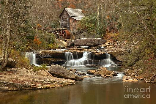 Adam Jewell - Fall At Babcock State Park