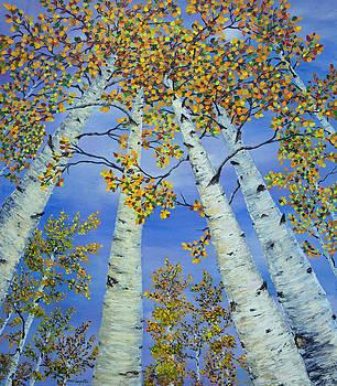 Dee Carpenter - Fall Birch