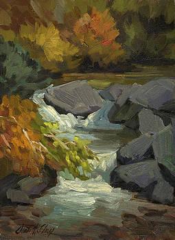 Diane McClary - Fall Colors at Bishop Creek