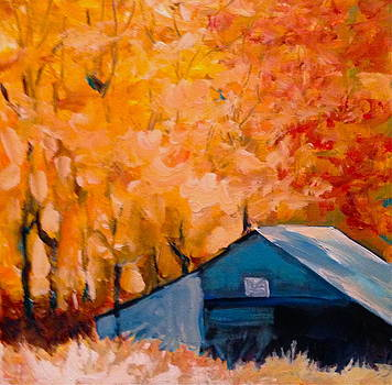 Fall Colors by Paula Strother