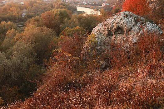 Fall Colors by Pavlo Kuzyk