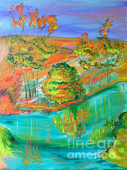 Fall Colors by Sharon Worley