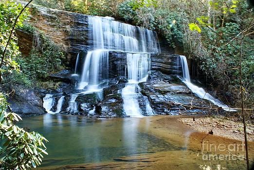 Fall Creek Falls - Level 3 by Adam Dowling