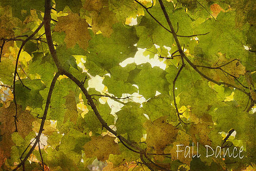 Fall Dance II by Mary Underwood