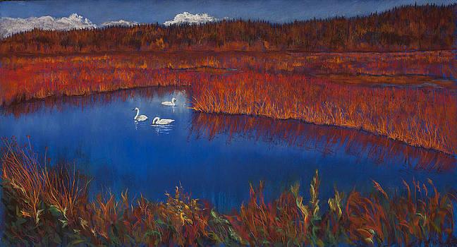 Fall Dies Joyfully by Jocelyn Paine