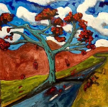 Fall by Dilip Sheth