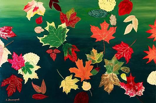 Fall Fantasy by Sara Davenport