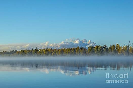 Alanna DPhoto - Fall Fog Reflections